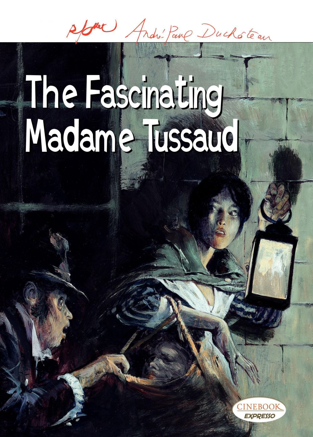 The Fascinating Madame Tussaud