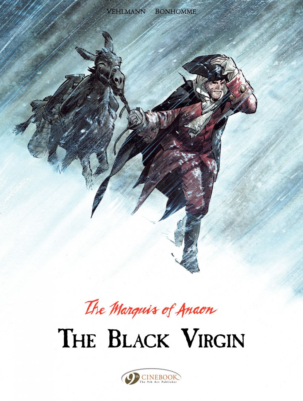 The Marquis of Anaon - Volume 2 - The Black Virgin