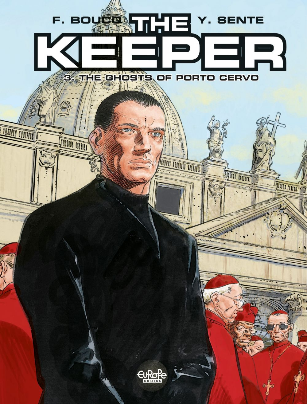 The Keeper - Volume 3 - The Ghosts of Porto Cervo