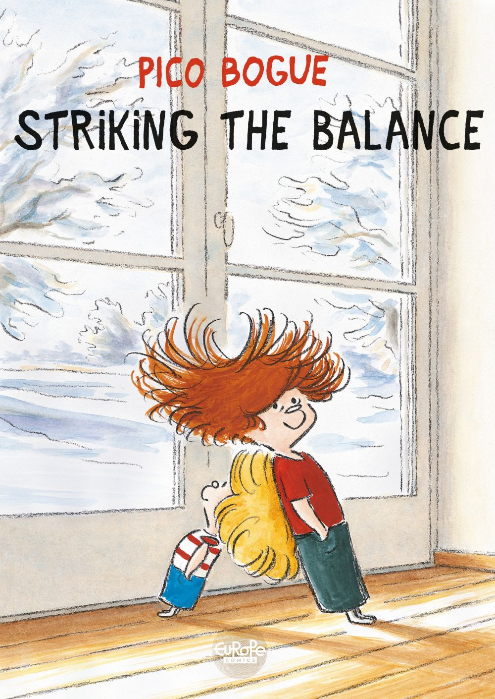 Pico Bogue - Volume 4 -  Striking the Balance