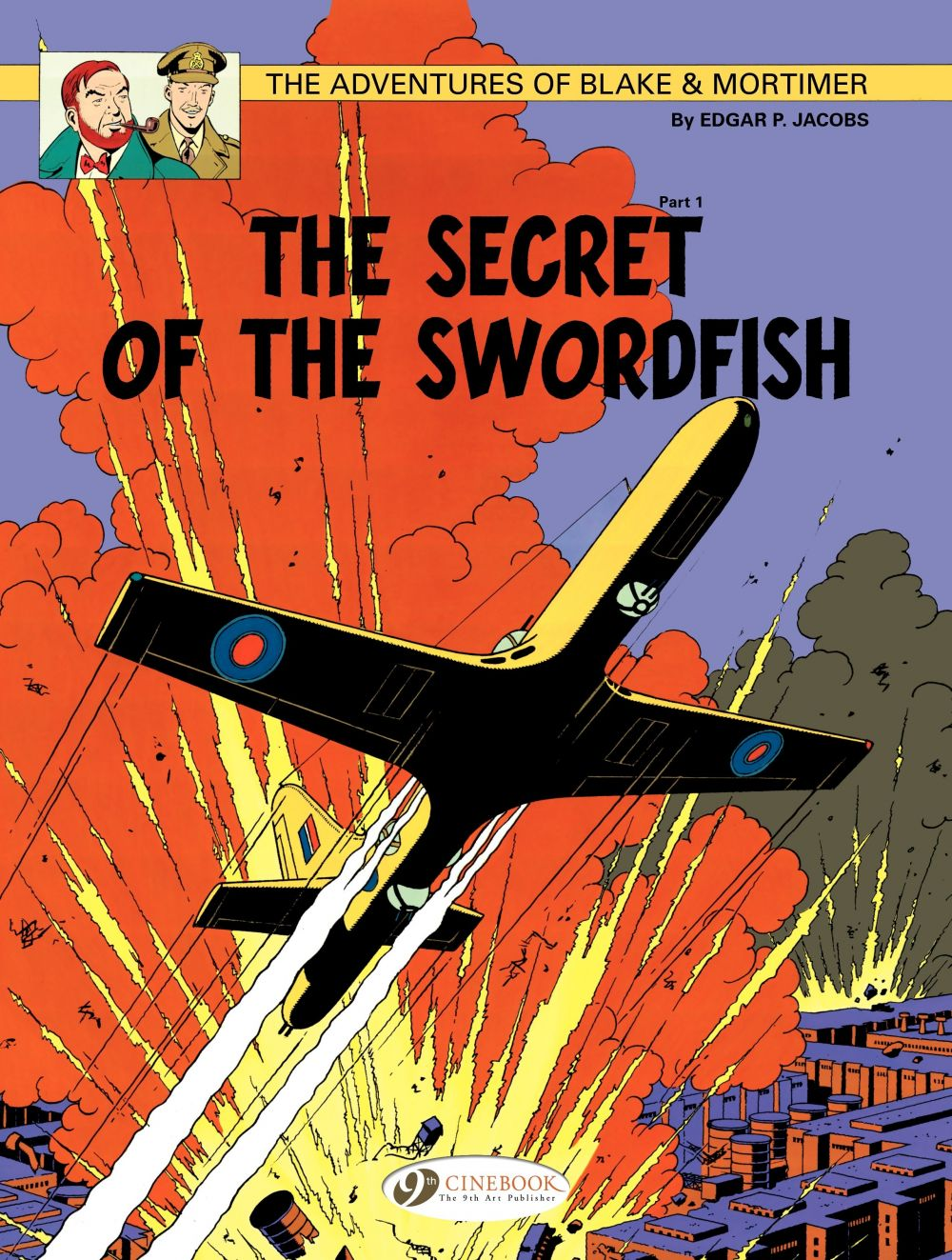 Blake & Mortimer - Volume 15 -The secret of the swordfish