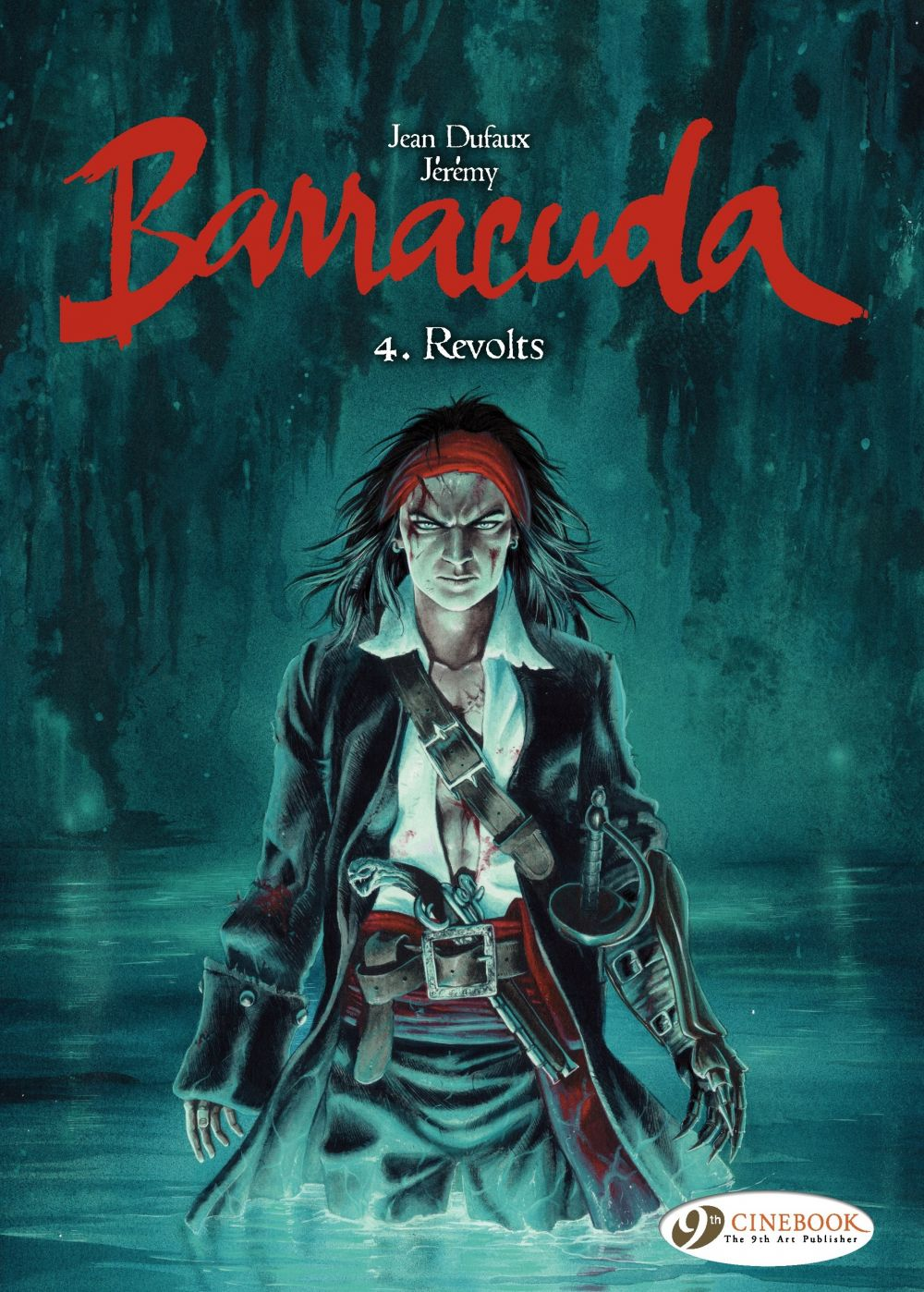 Barracuda - Volume 4 - Revolts