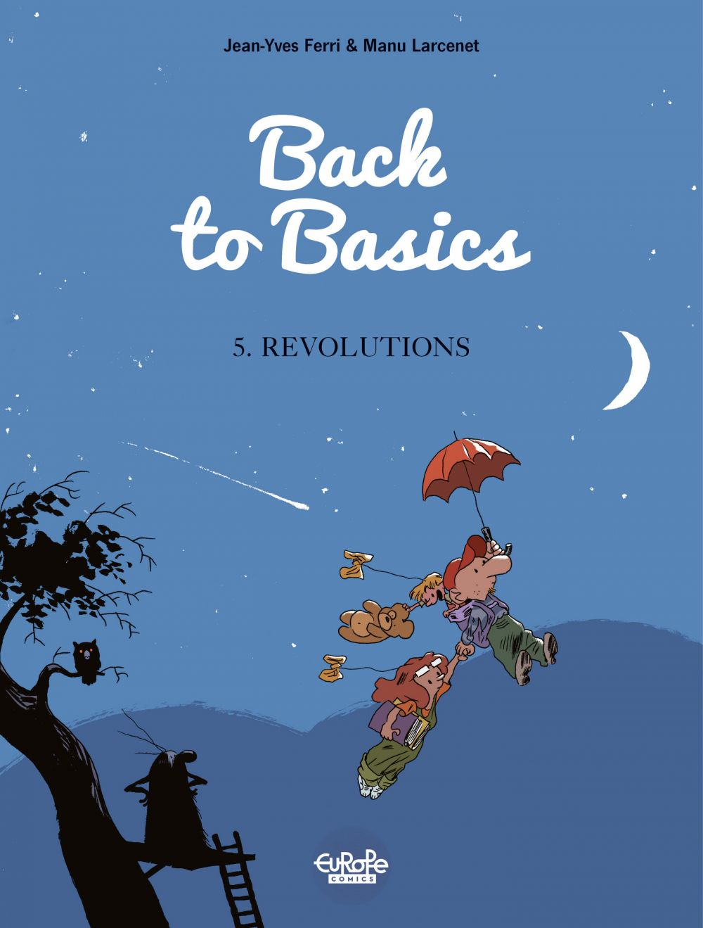Back to Basics - Volume 5 - Revolutions