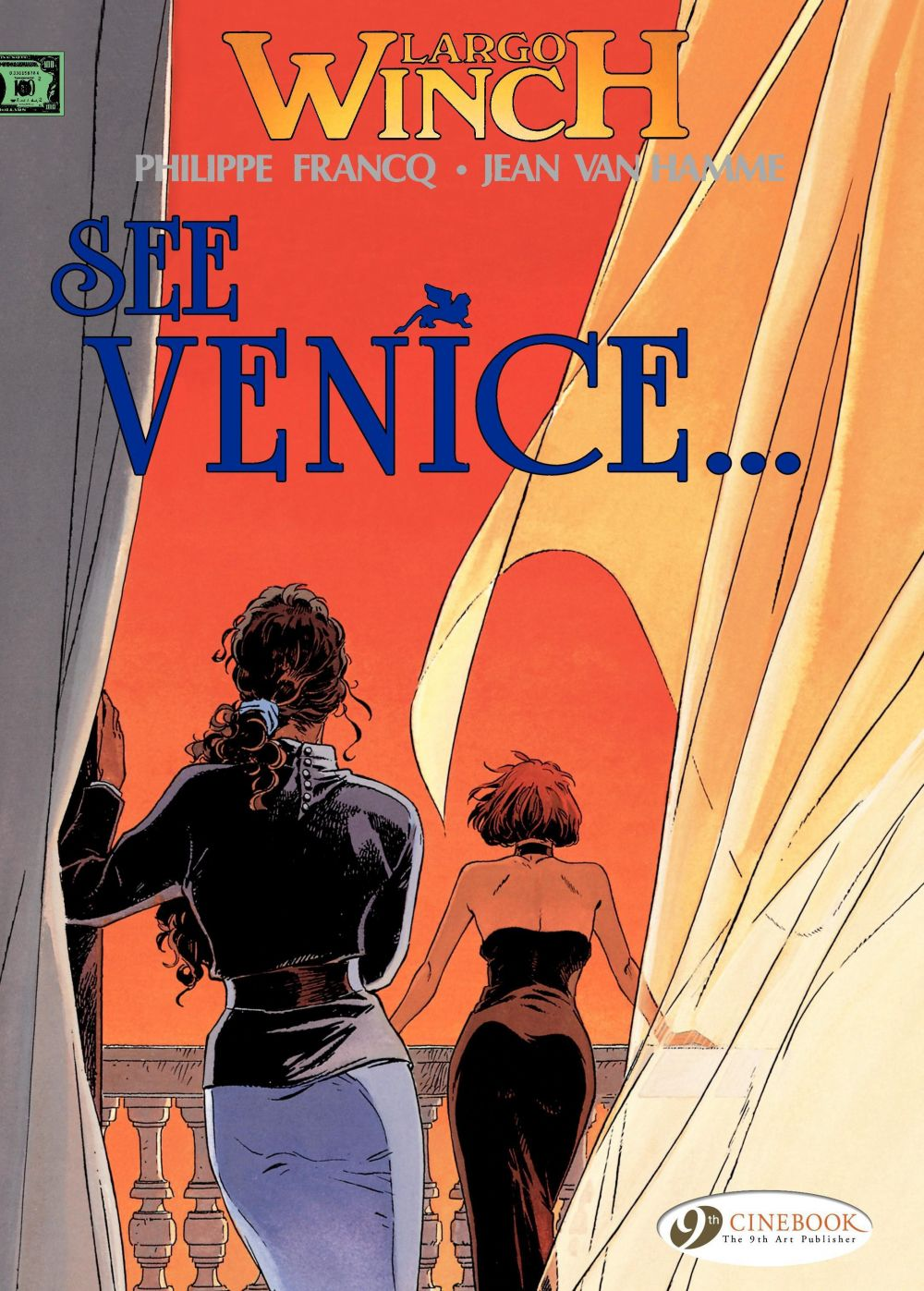 Largo Winch - Volume 5 - See Venice…