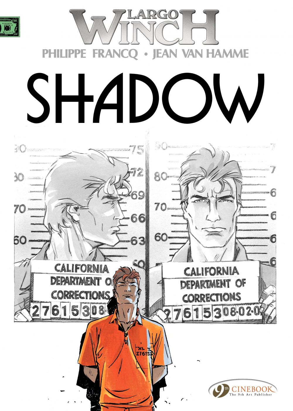 Largo Winch - Volume 8 - Shadow