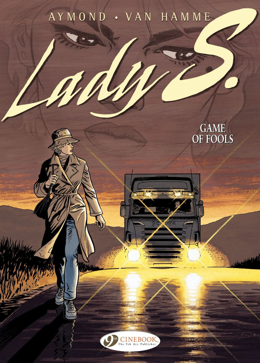 Lady S.  - Volume 3 - Game of Fools