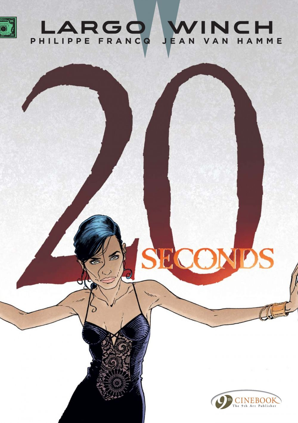 Largo Winch - Volume 16 - 20 seconds