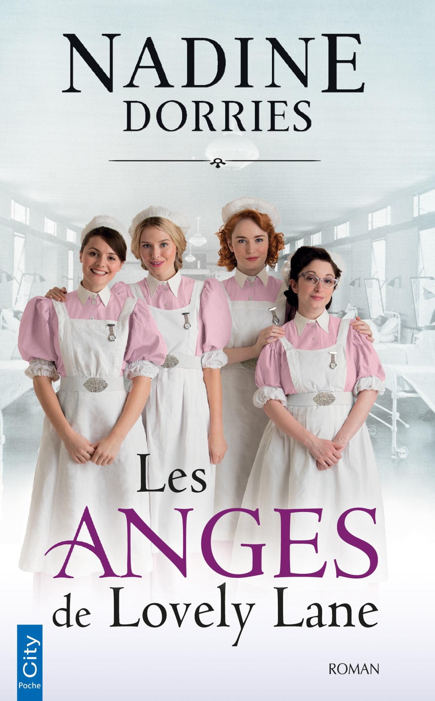Les anges de Lovely Lane