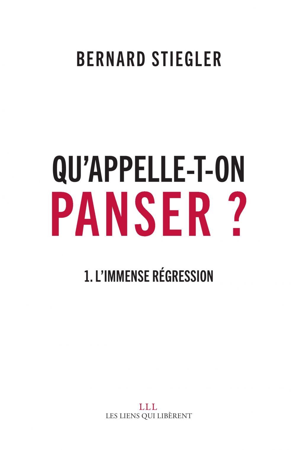 Qu'appelle-t-on Panser ?