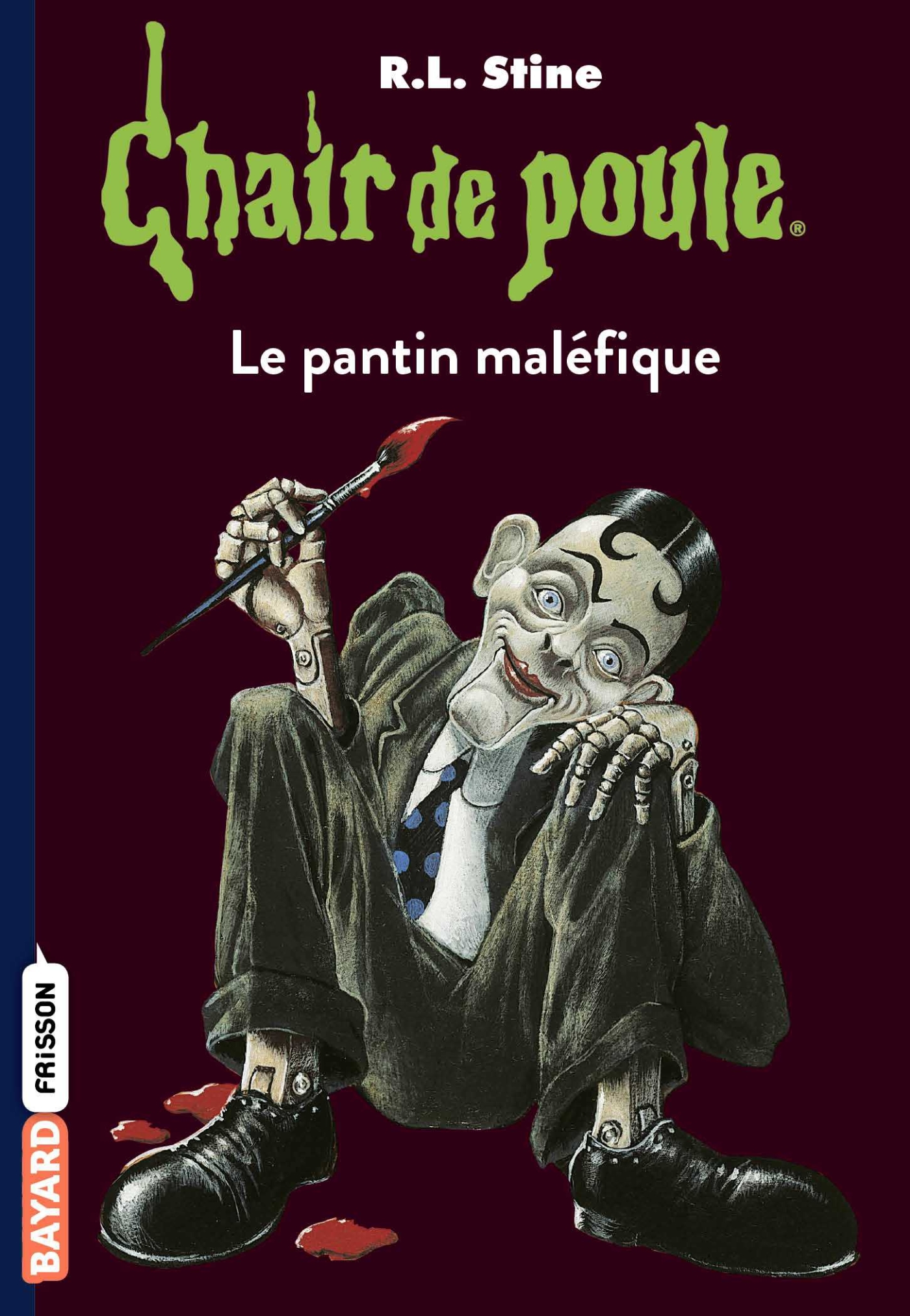 Chair de poule , Tome 14