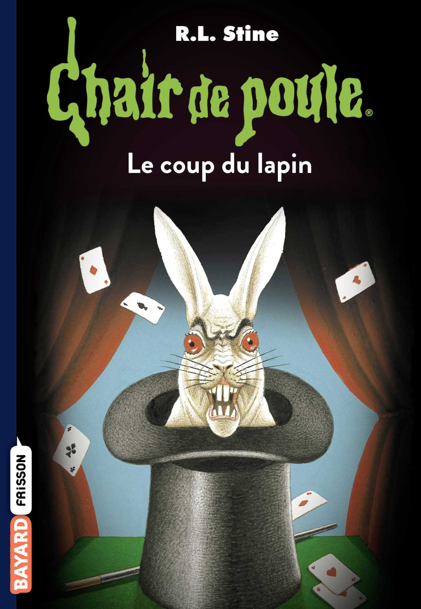 Chair de poule , Tome 35
