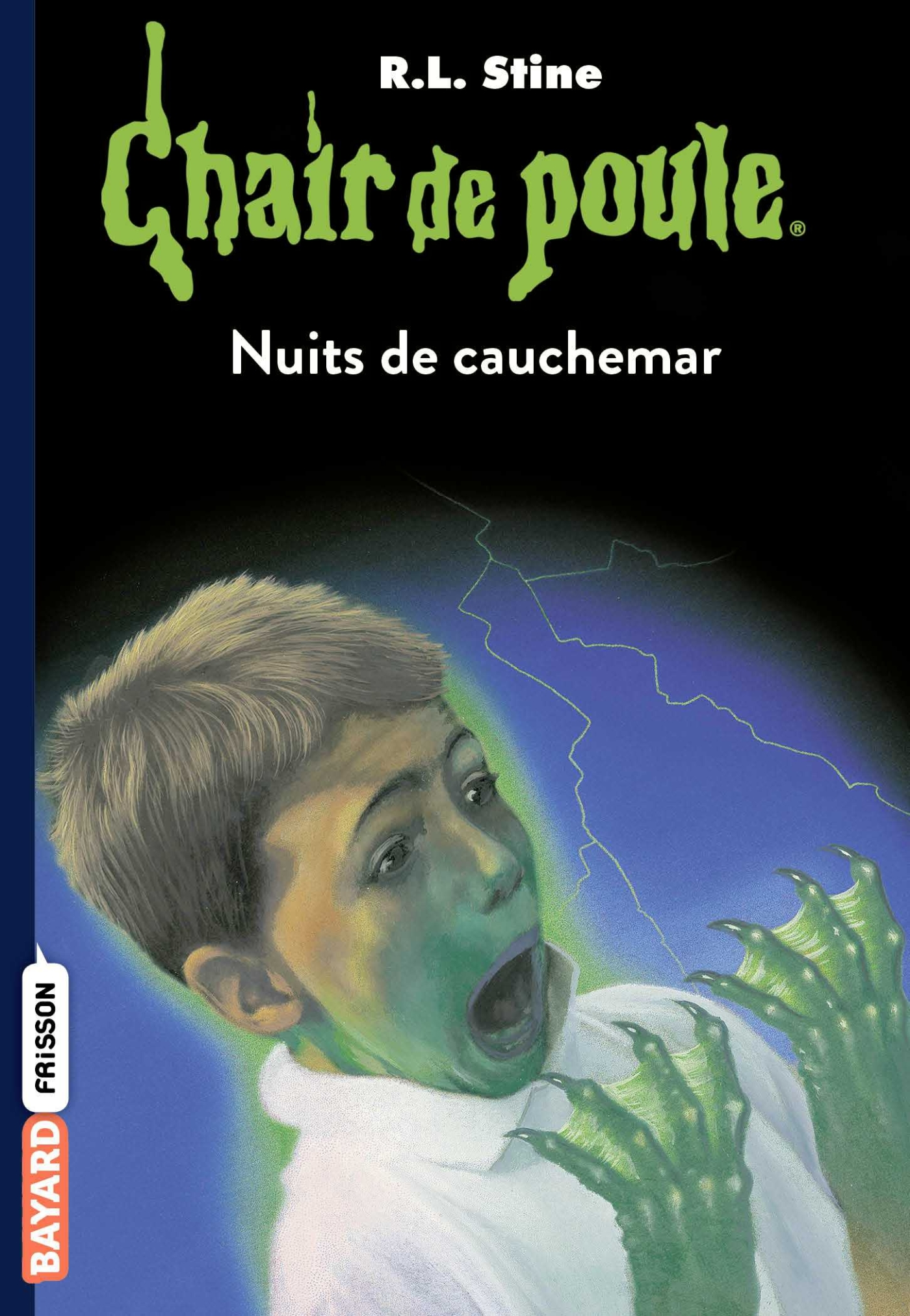 Chair de poule , Tome 37