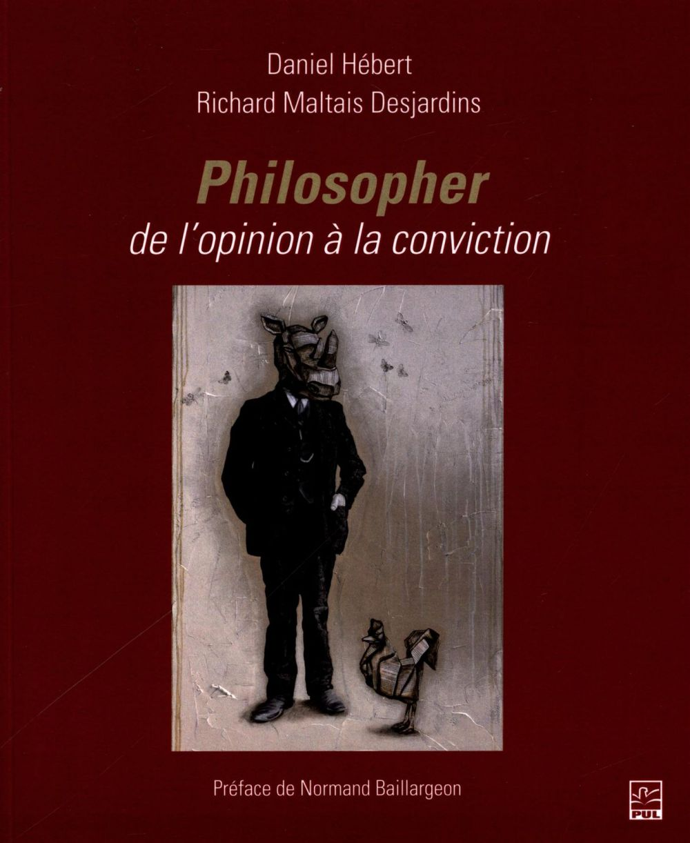 Philosopher, de l'opinion à la conviction