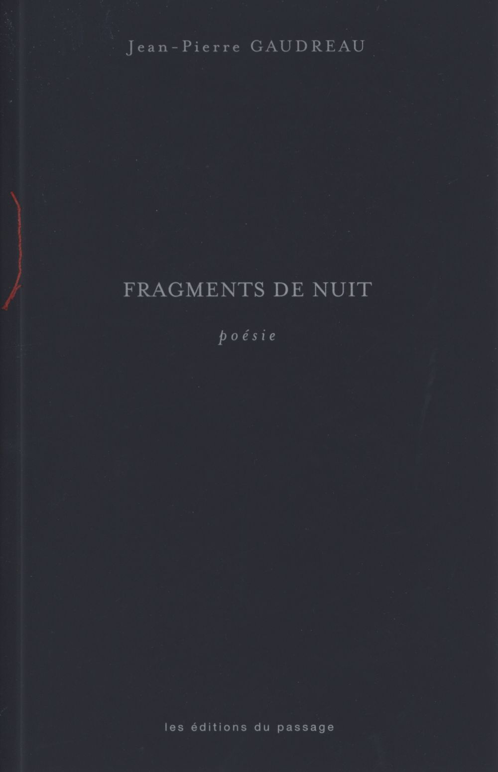 Fragments de nuit