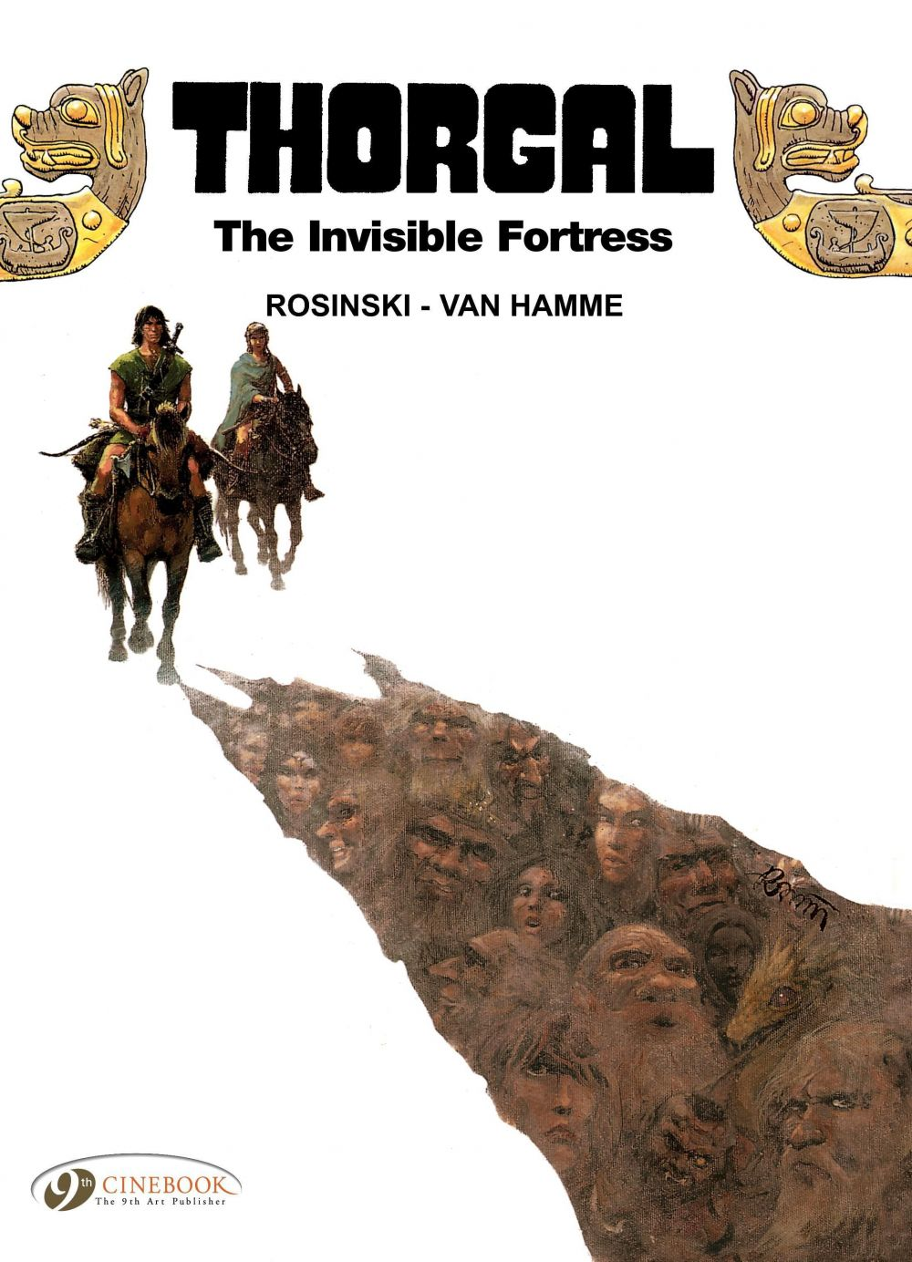 Thorgal - Volume 11 - The Invisible Fortress