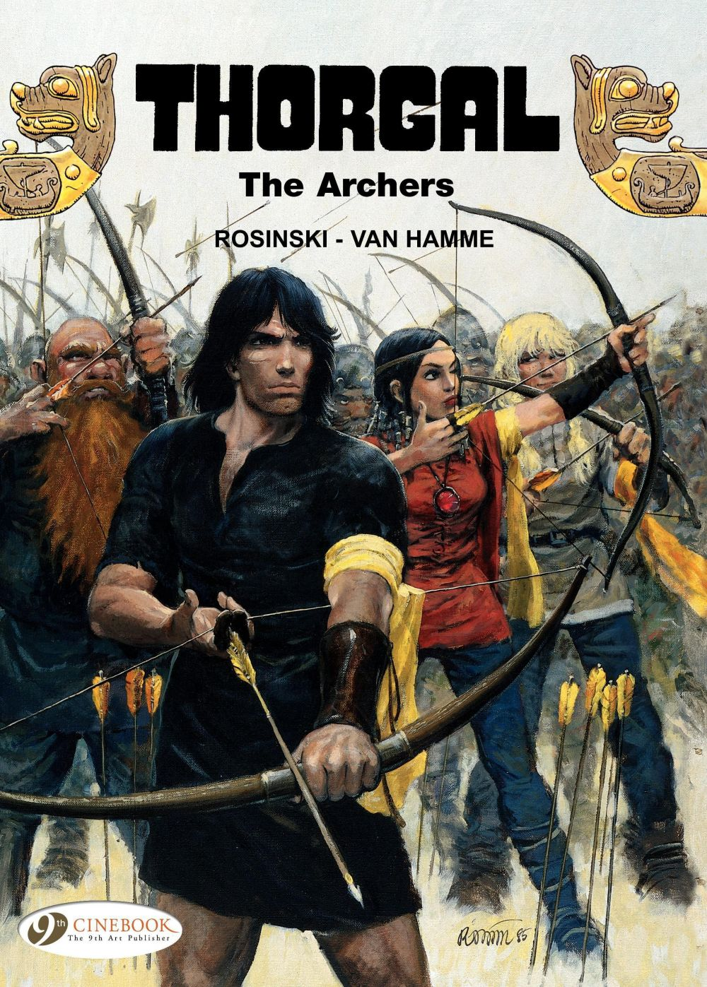 Thorgal - Volume 4 - The Archers