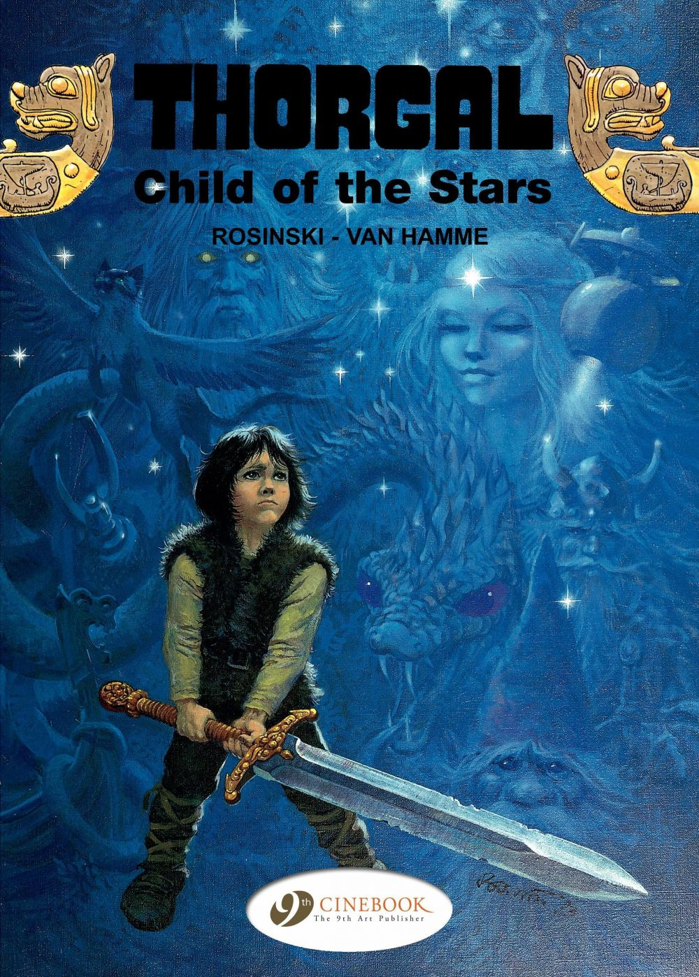 Thorgal - Volume 1 - Child of the Stars