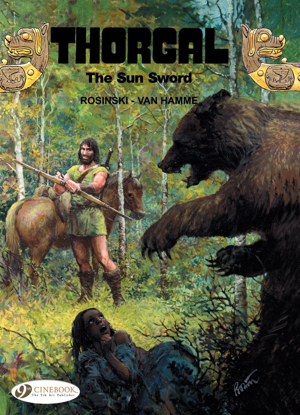 Thorgal - Volume 10 - The Sun Sword