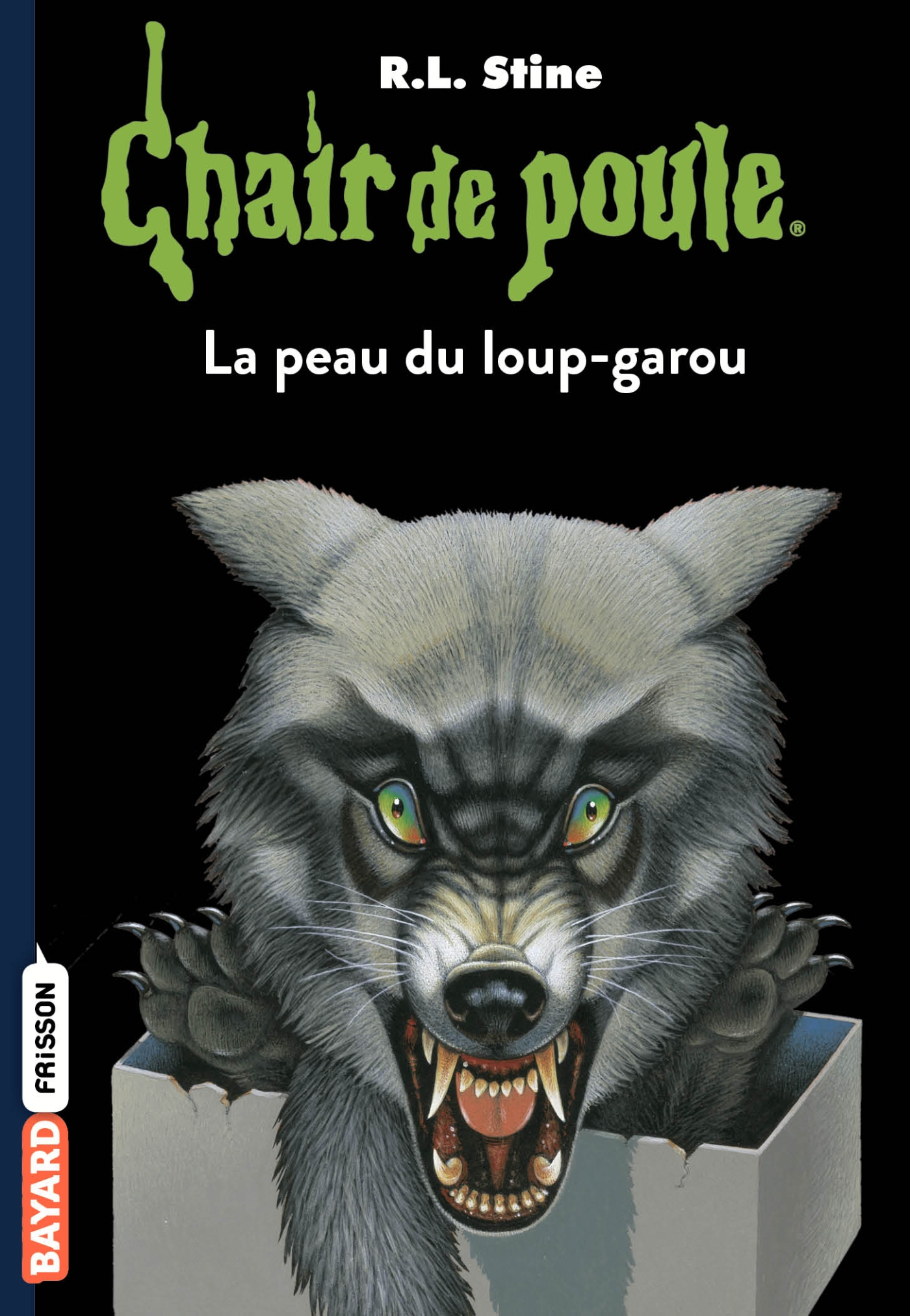 Chair de poule , Tome 50