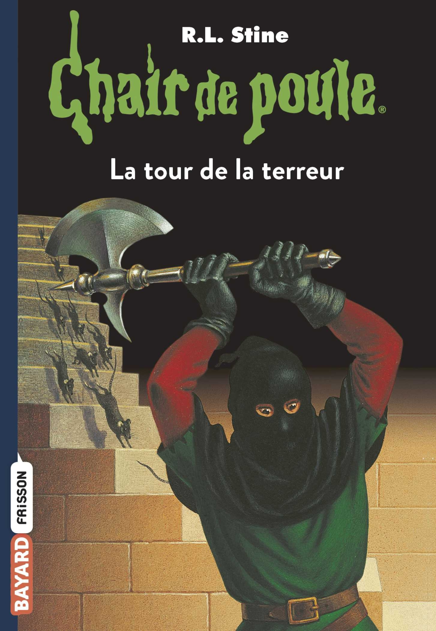 Chair de poule , Tome 18