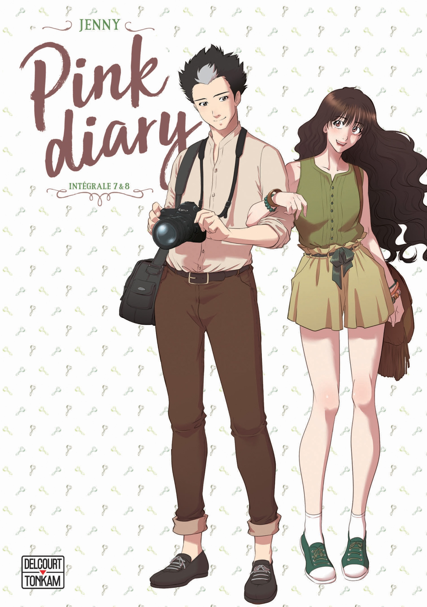 Pink diary - T07 & T08