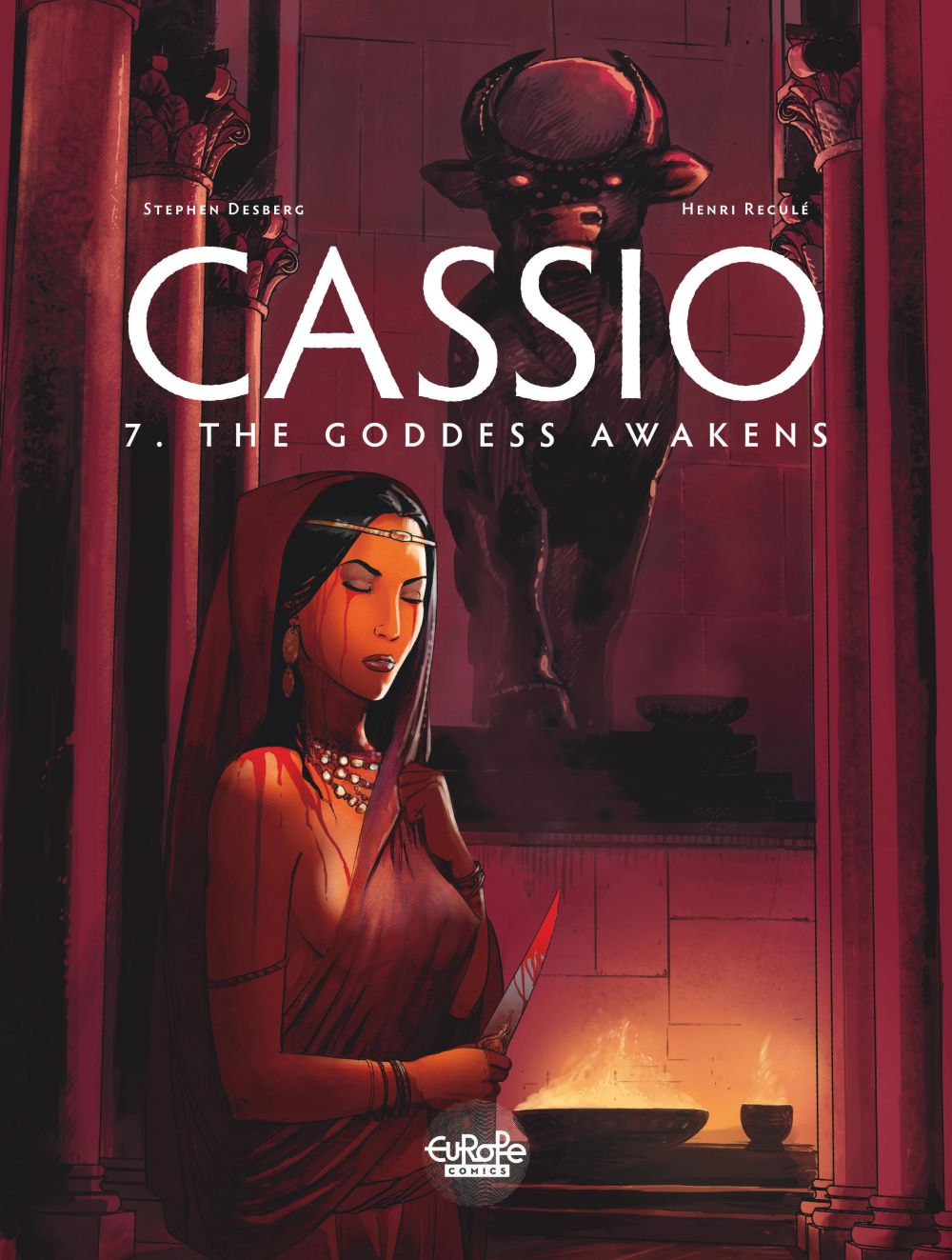 Cassio 7. The Goddess Awakens