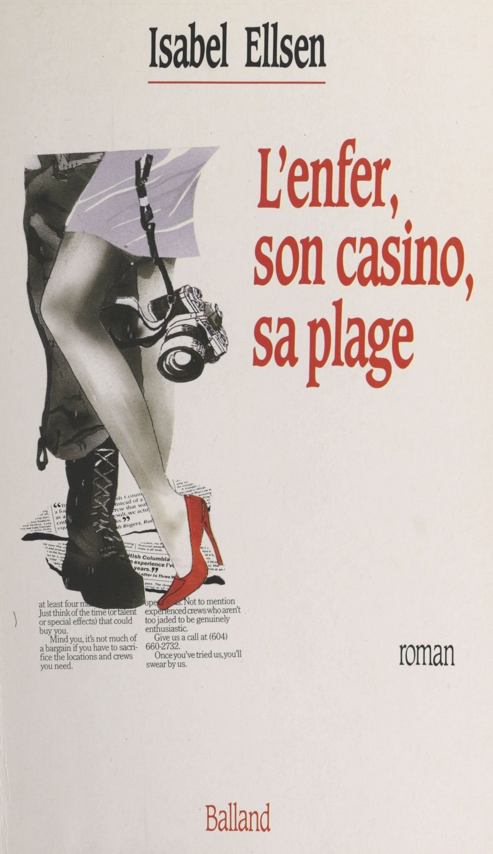 L'enfer, son casino, sa plage