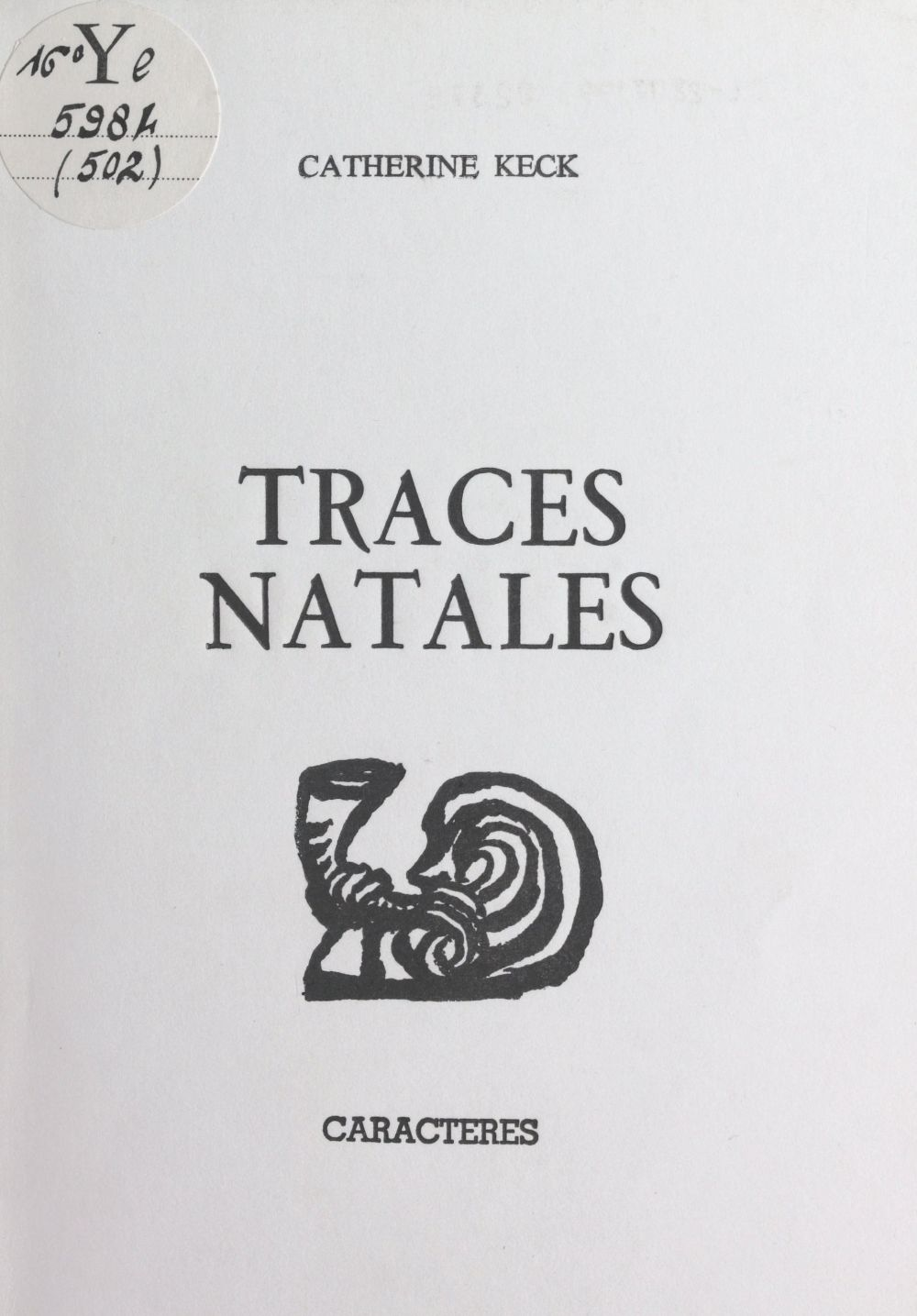 Traces natales
