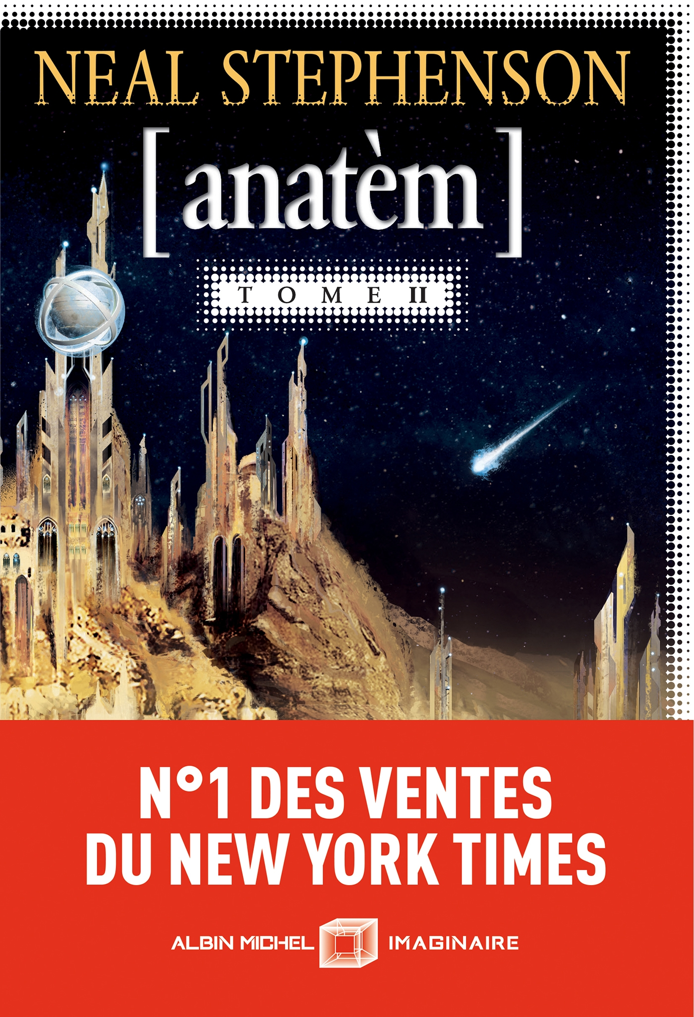 Anatèm - tome 2 | Collin, Jacques