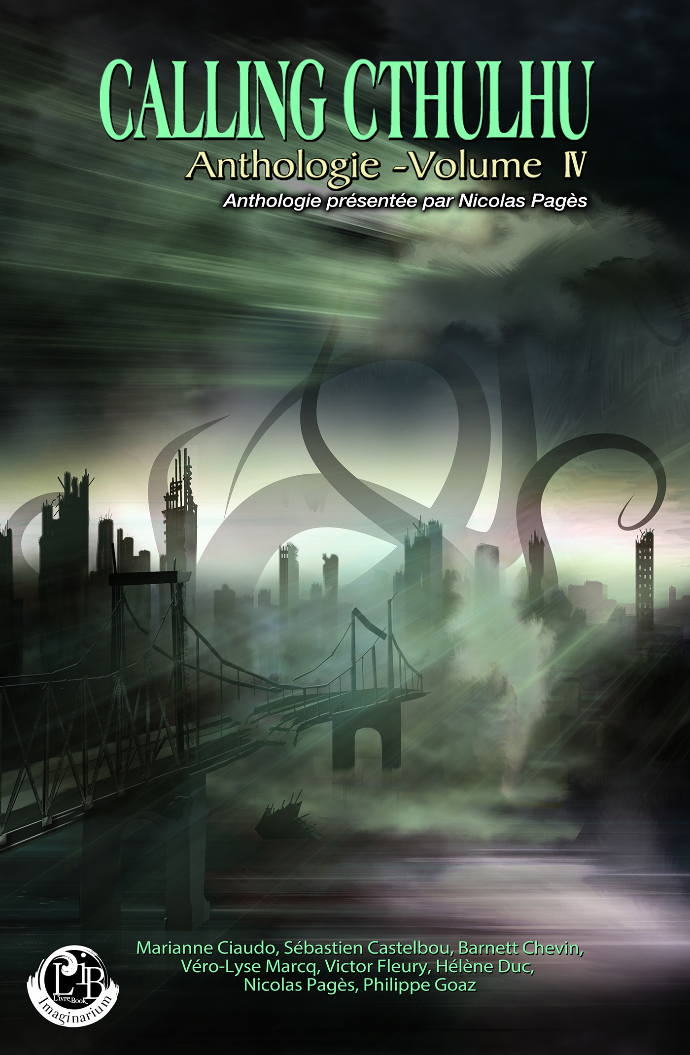 Calling Cthulhu - Anthologie, vol.4