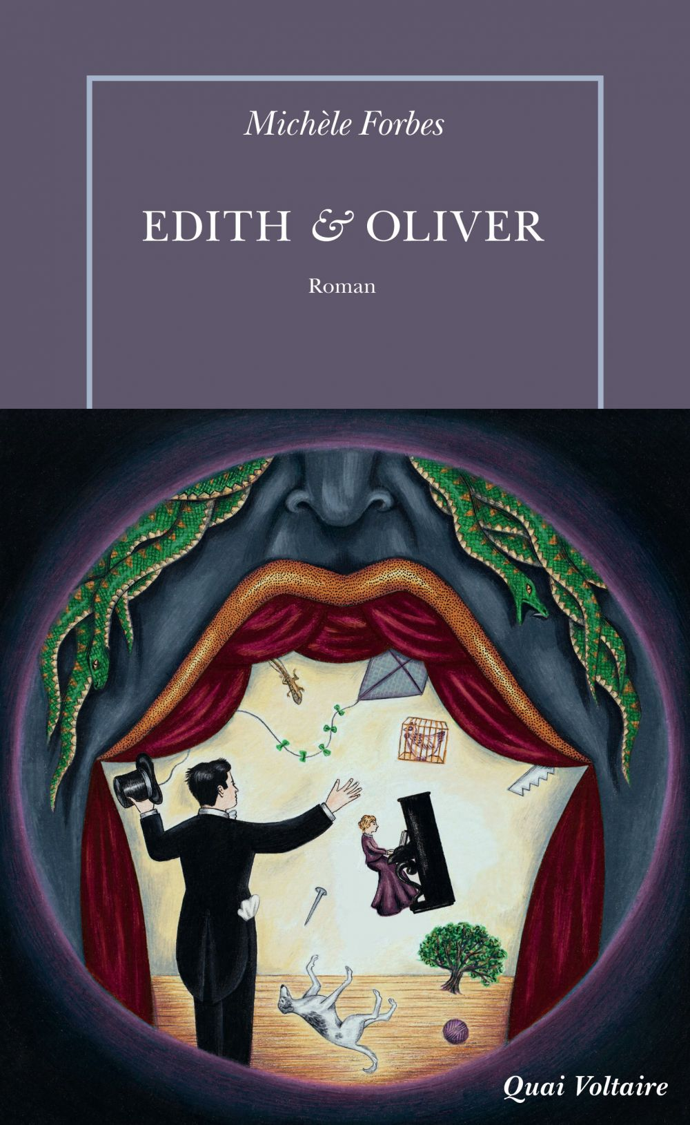 Edith & Oliver