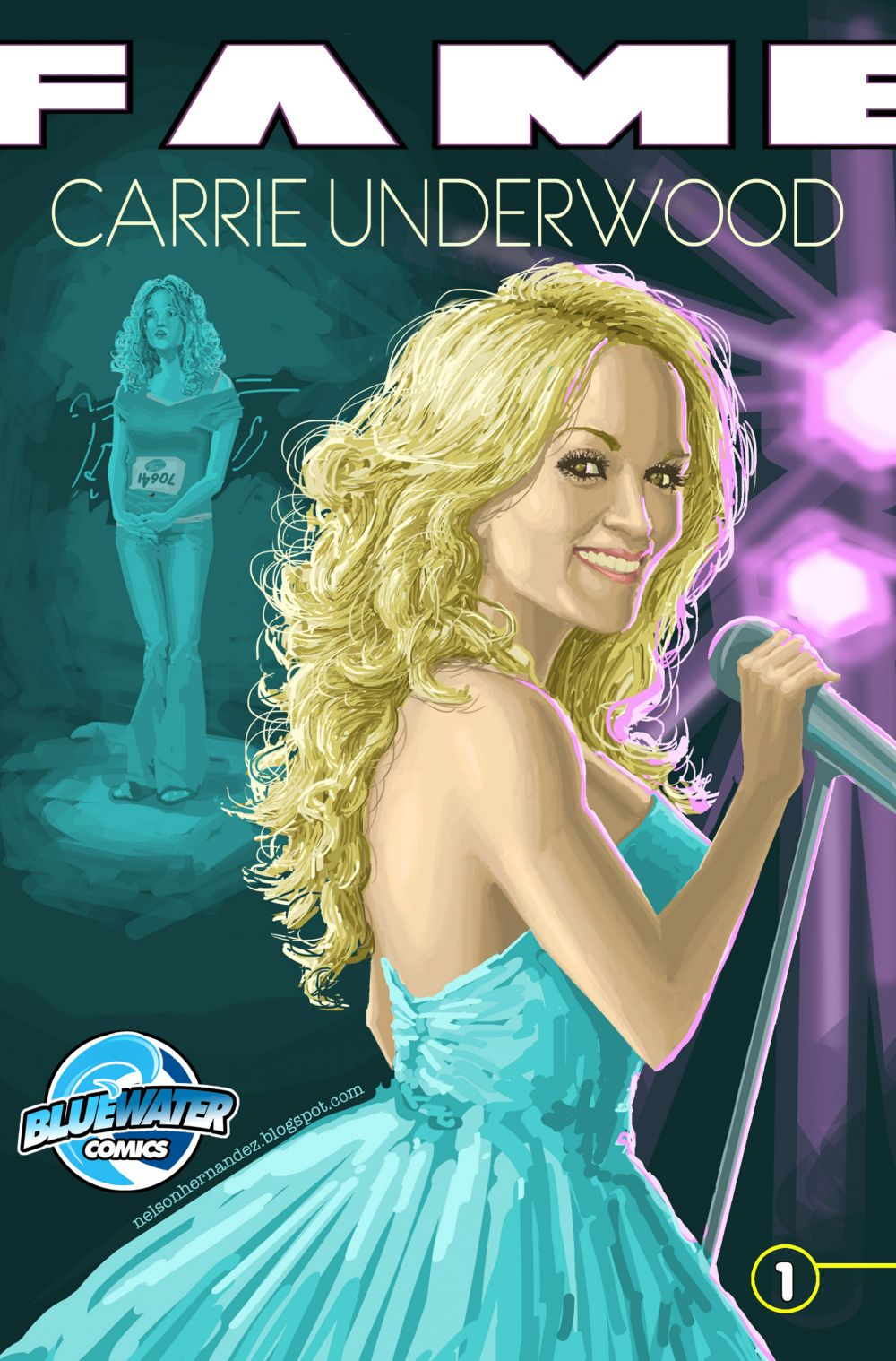 Fame: Carrie Underwood