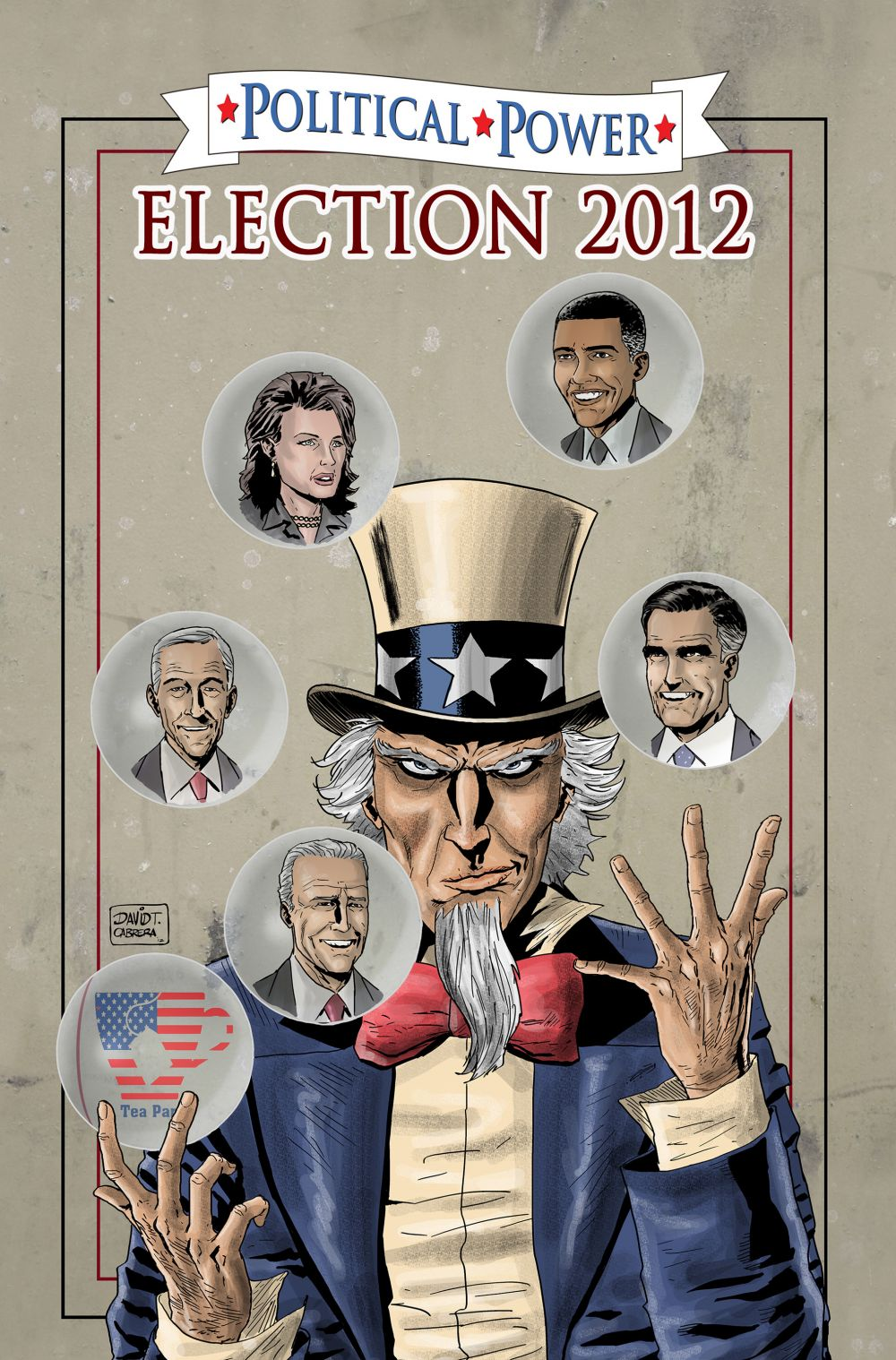Political Power: Election 2012