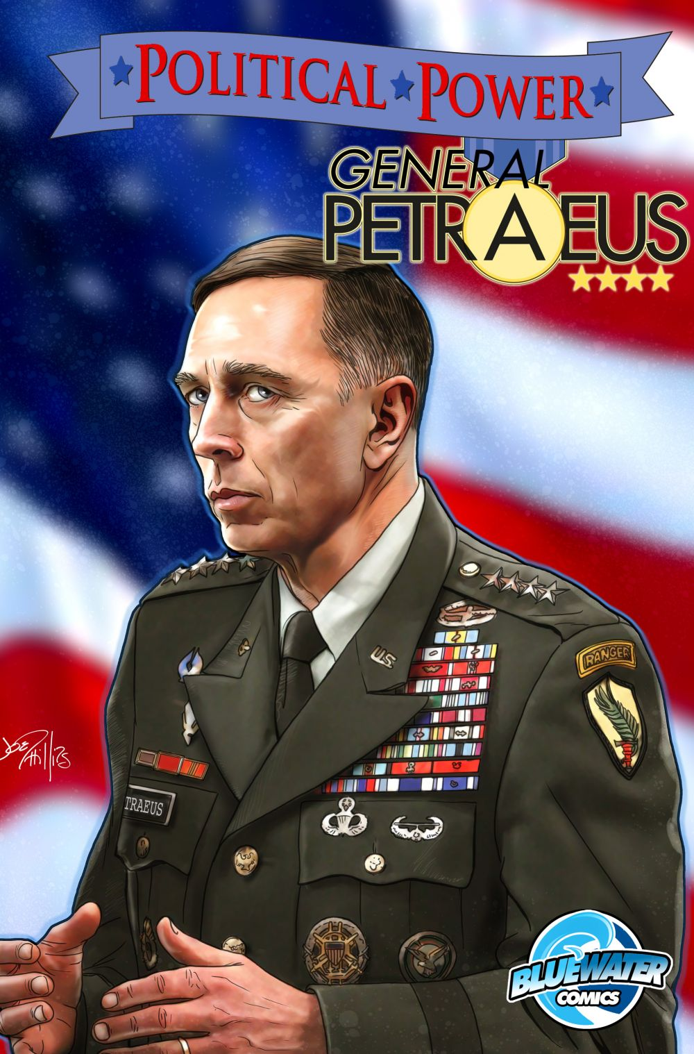 Political Power: General Petraeus