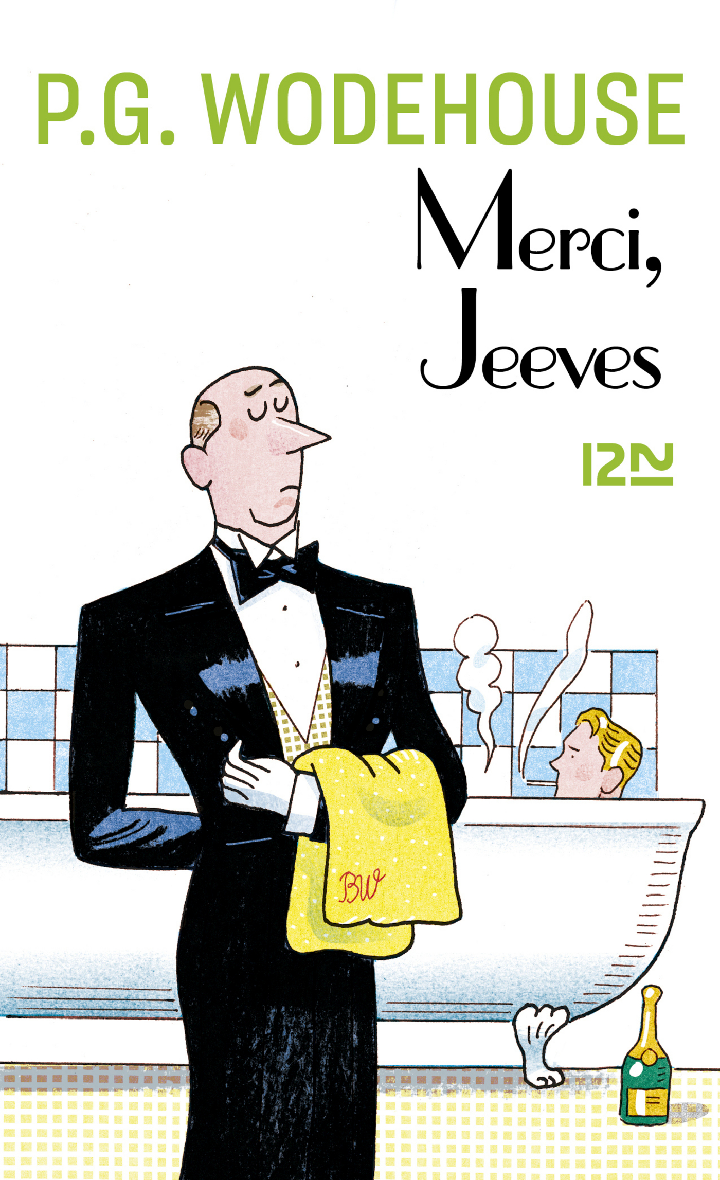 Merci, Jeeves