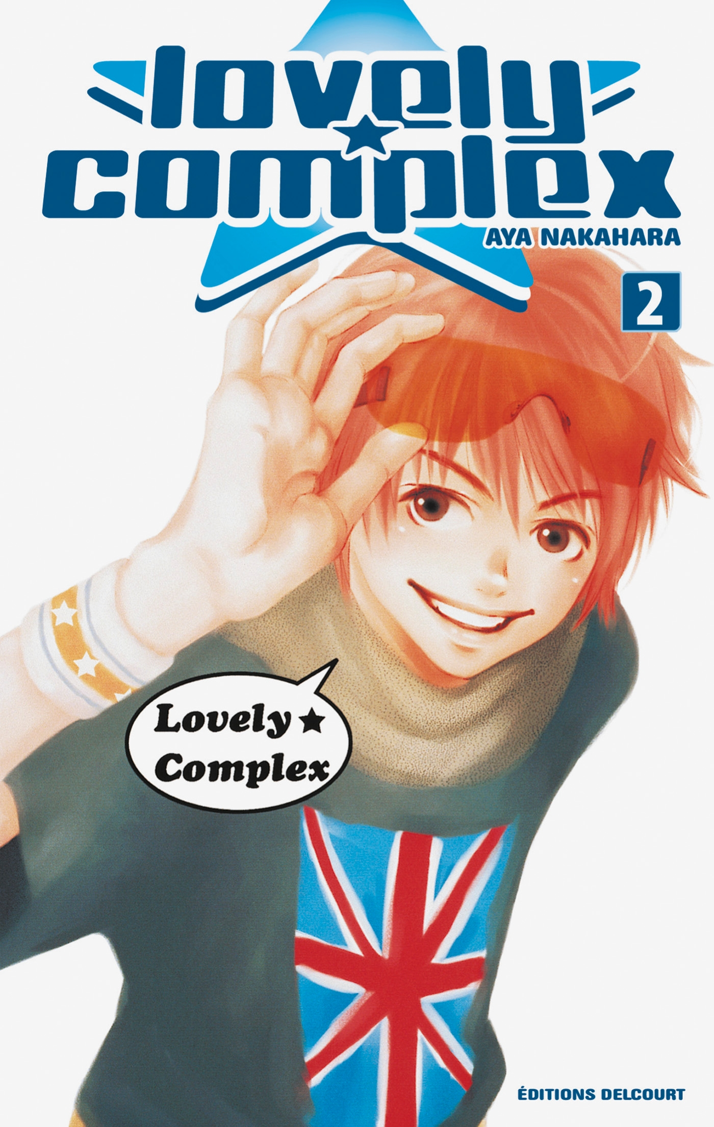 Lovely Complex T02