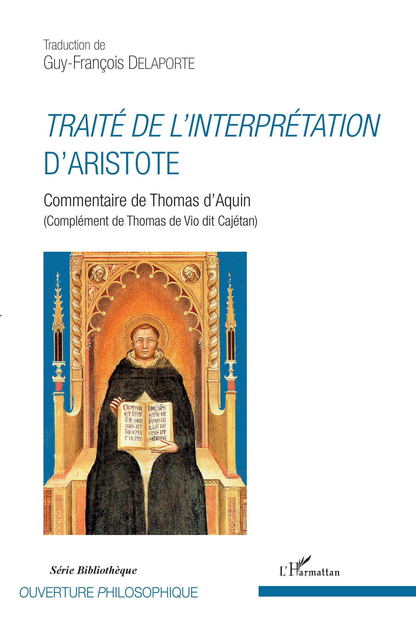 Traité de l'interprétation d'Aristote