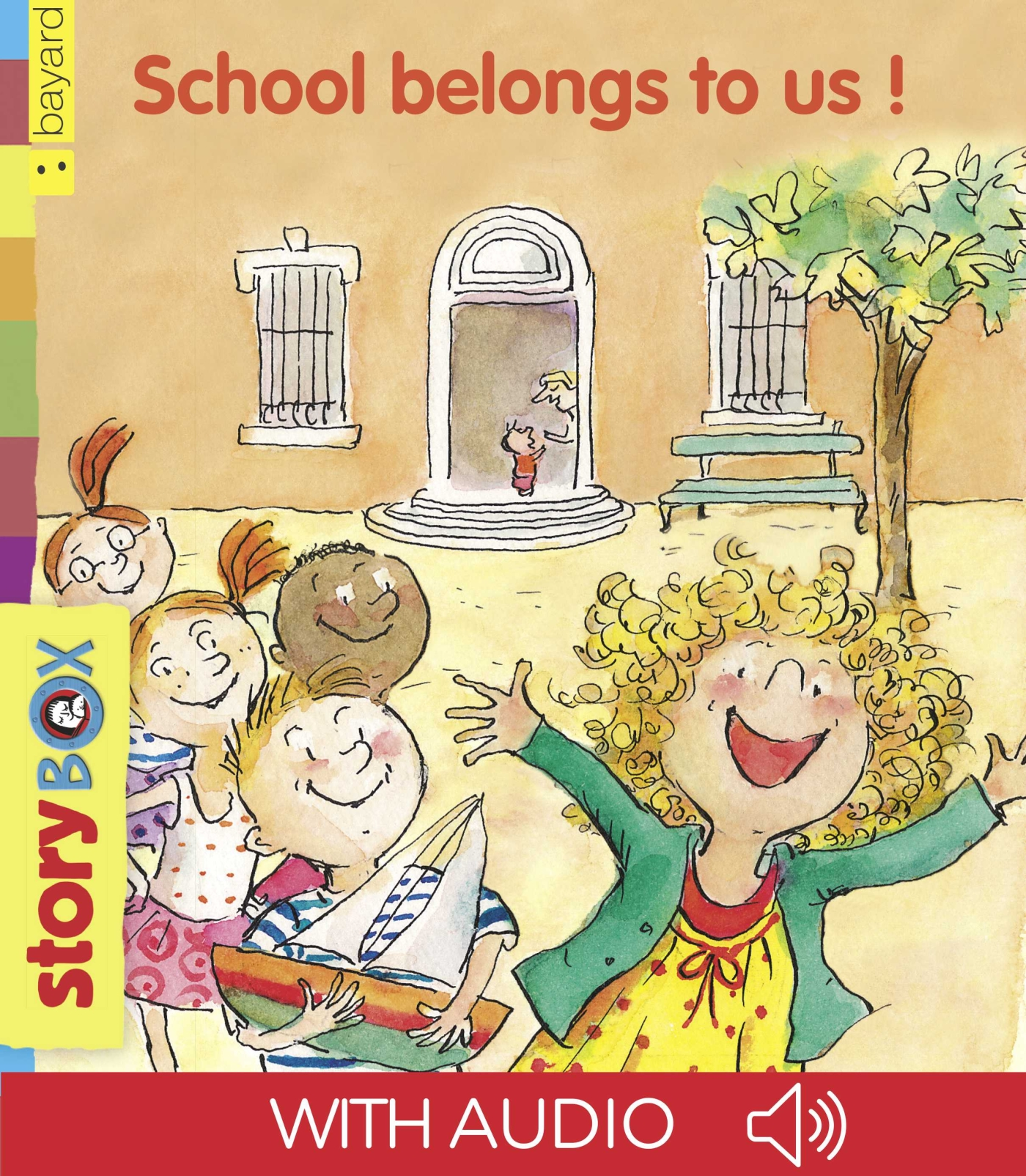 School belongs to us!
