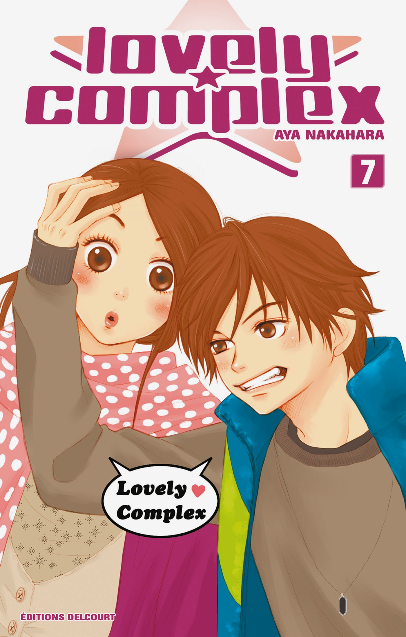 Lovely Complex T07