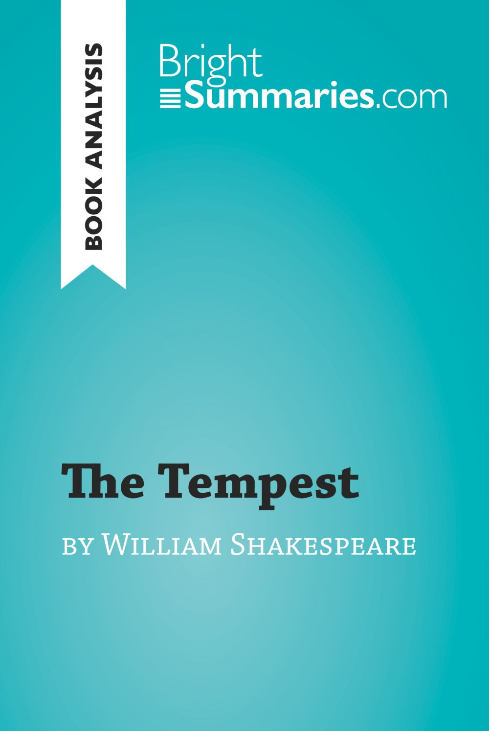 The Tempest by William Shakespeare (Book Analysis)