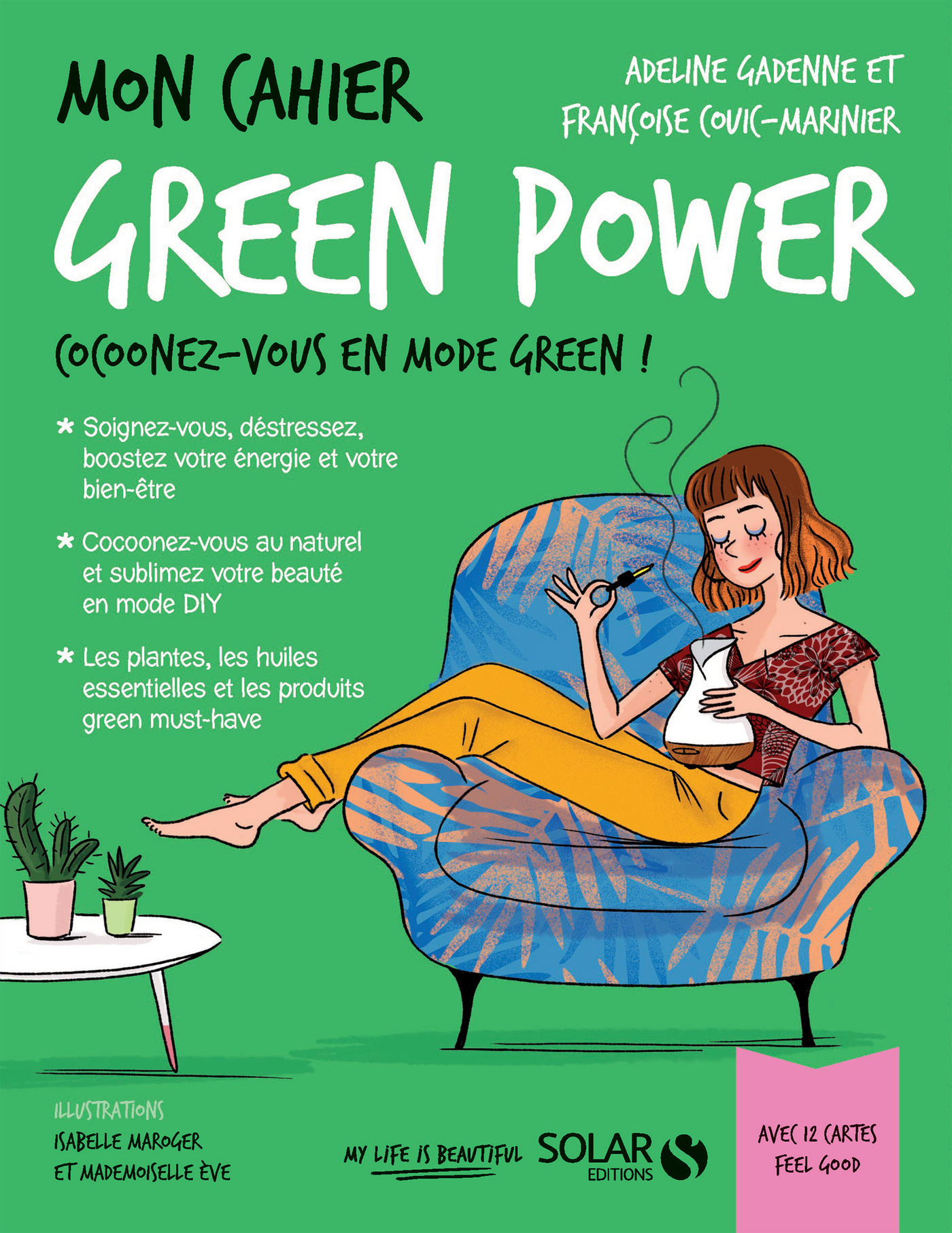 Mon cahier Green power