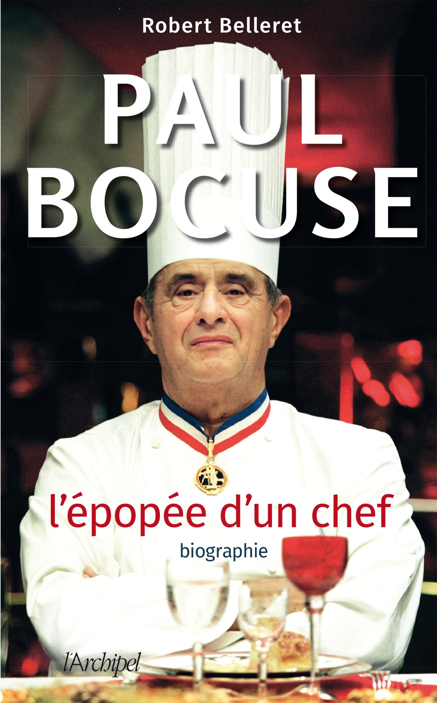 Cover image (Paul Bocuse, l'épopée d'un chef)