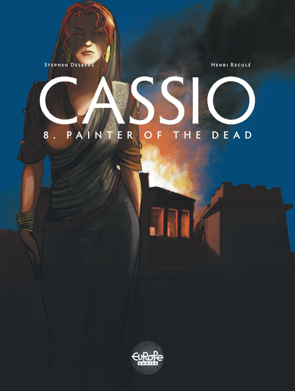 Cassio 8. Painter of the Dead