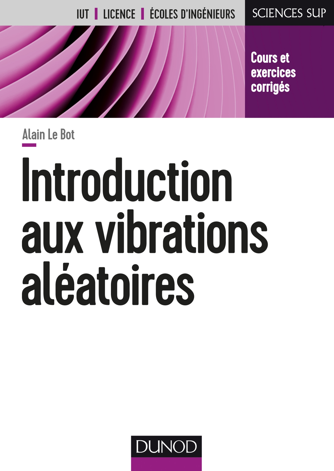 Introduction aux vibrations aléatoires