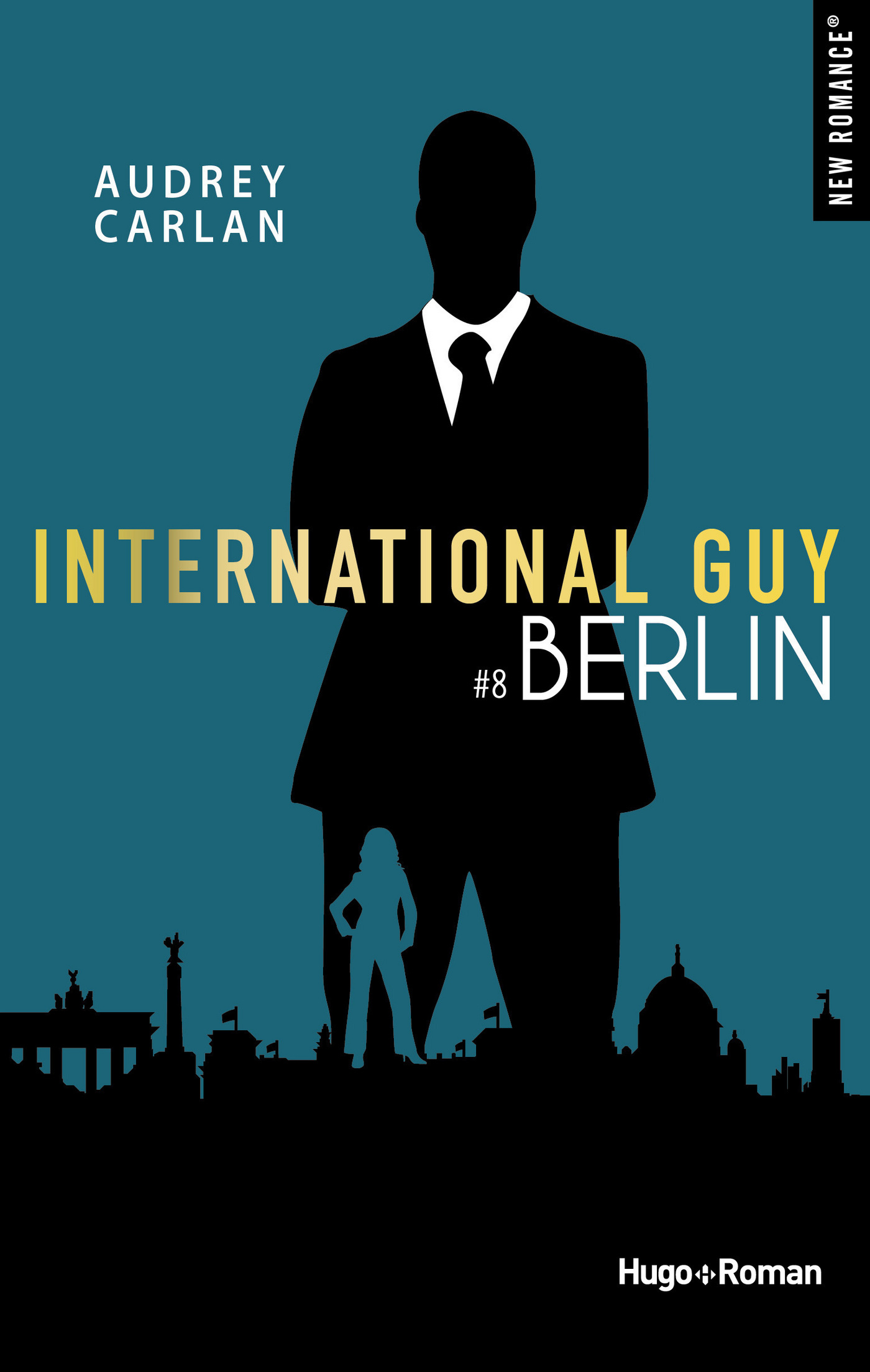 International Guy - tome 8 Berlin -Extrait offert-