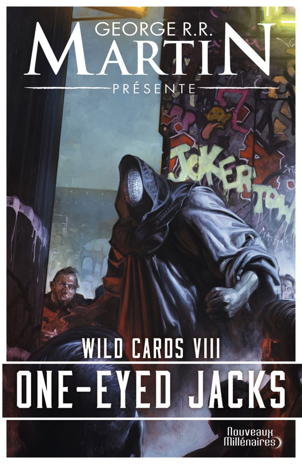 Wild Cards (Tome 8) - One-Eyed Jacks