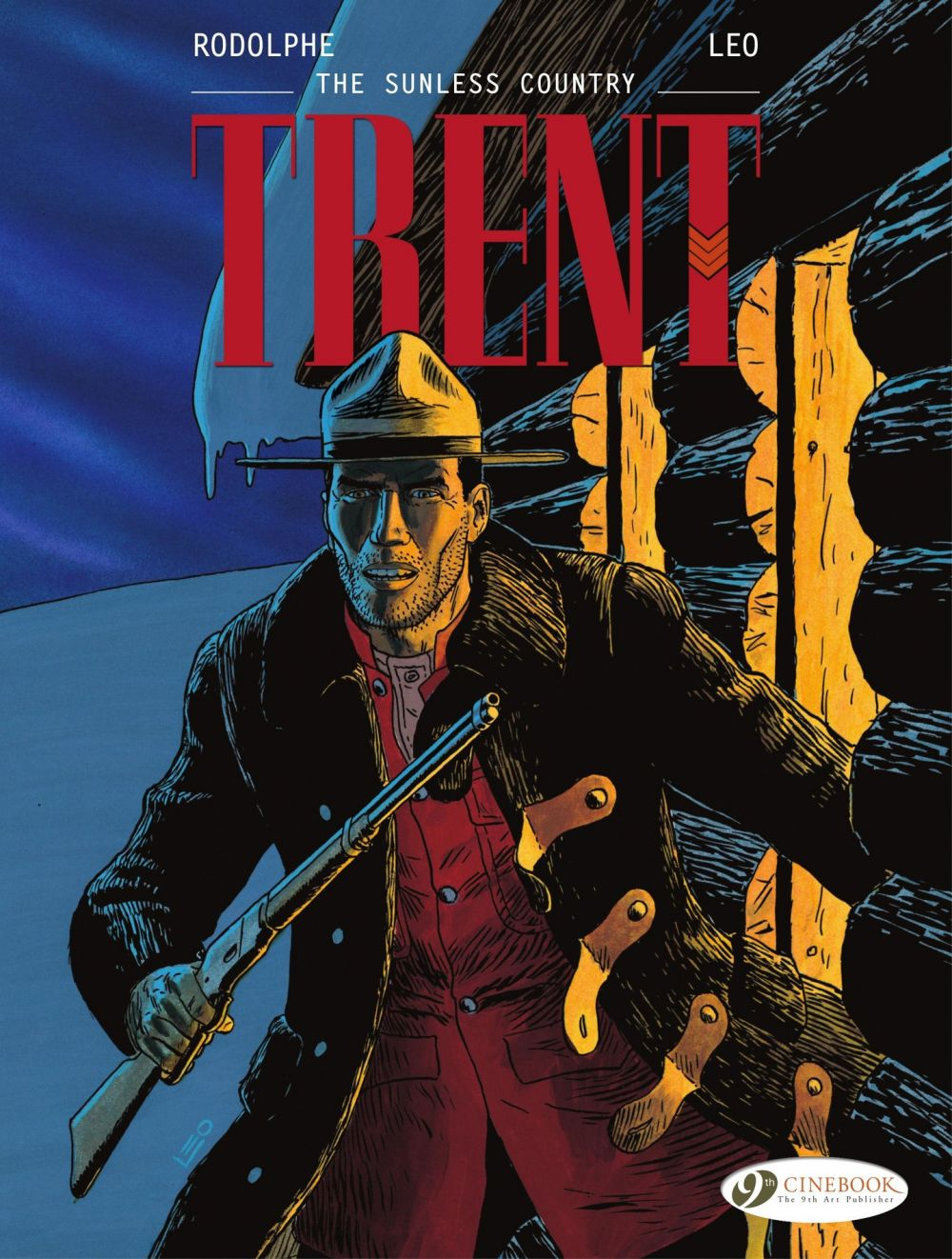 Trent 6 - The Sunless Country