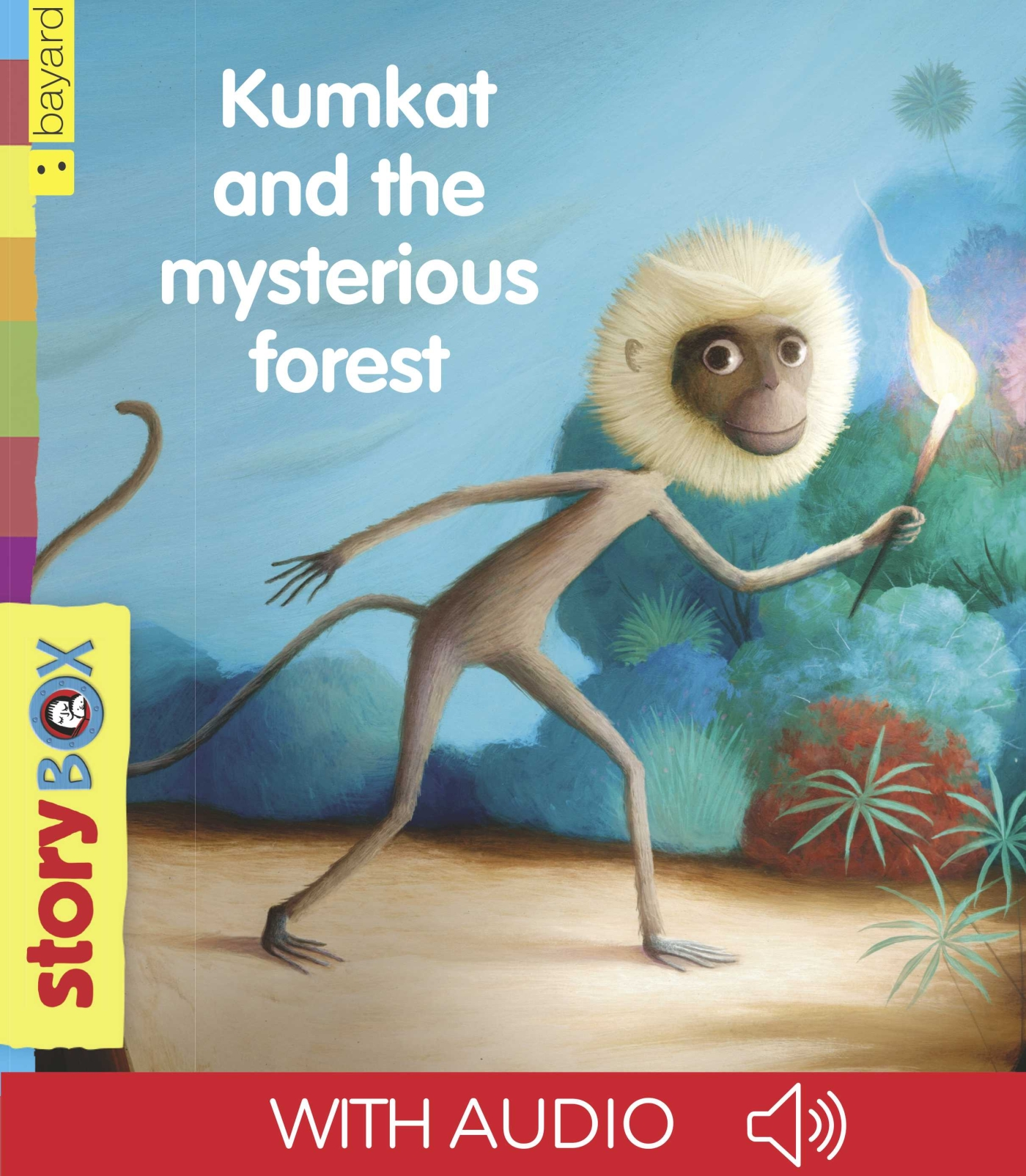 Kumkat and the Mysterious Forest