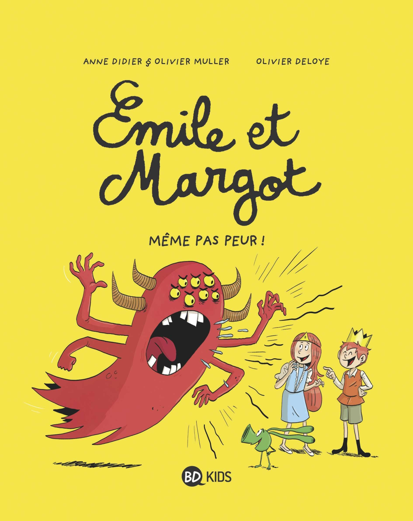 Émile et Margot, Tome 09