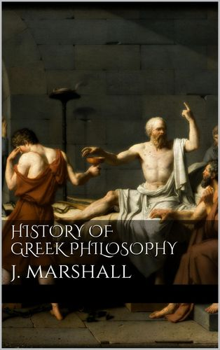History of Greek Philosophy